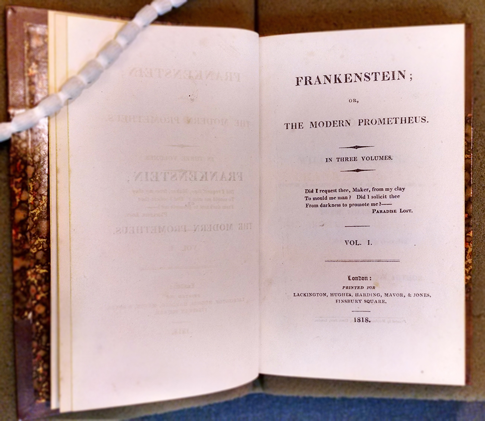 desire versus morality in frankenstein by mary shelley Frankenstein the author indicates the strong desire of in mary shelleys frankenstein, or of what human morals are in mary shelley's.