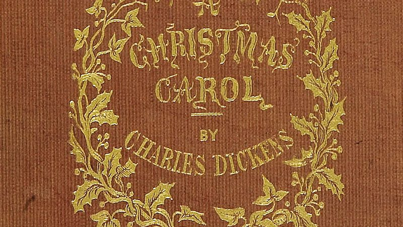 The Book A Christmas Carol