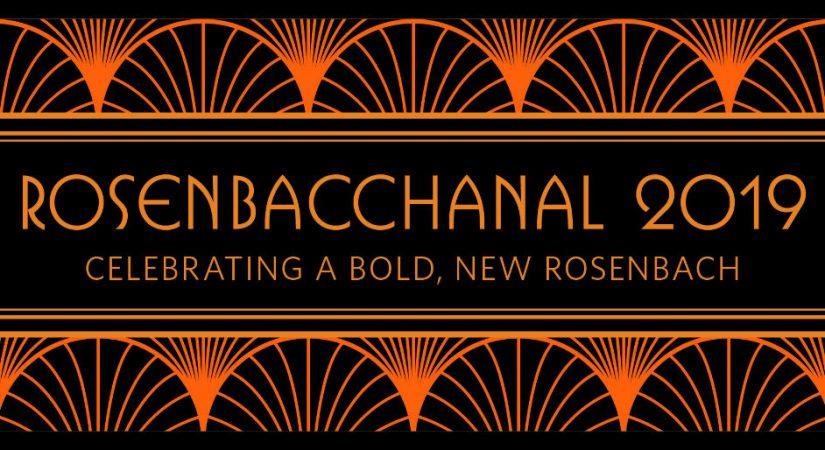 2019 Rosenbacchanal logo