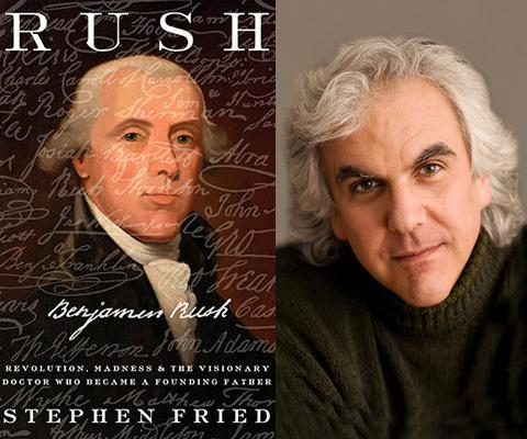 Stephen Fried author of Rush
